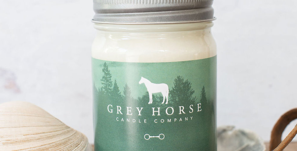 BEACH RIDE - All Natural Soy Candle