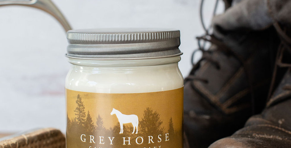 INVOLUNTARY DISMOUNT - All Natural Soy Candle