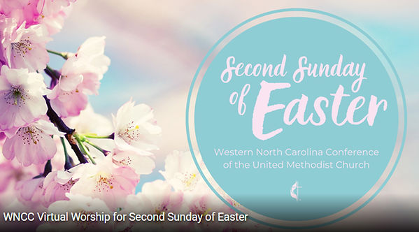 district sunday after easter service 202