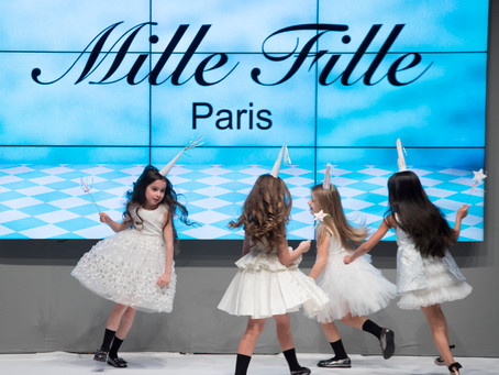 FIMI: Pasarela de Moda Infantil.