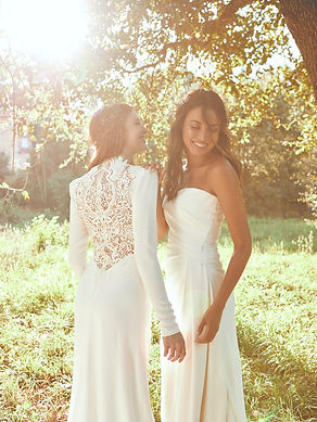 #WeDoEco_ATELIER PRONOVIAS Thelma dress_