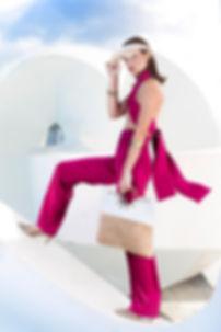Modelo. Michelle Rodriguez. Revista Lux Moments magazine