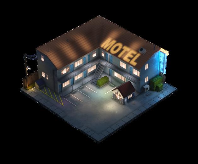 Flowplay - Budget Motel