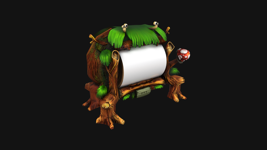 Shrek Adventures - Swamp Slot
