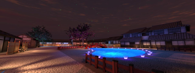 Liber Chat Room (MOBILE) - Zen Garden