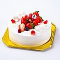生クリームデコレーション Decoratino cake 12cm