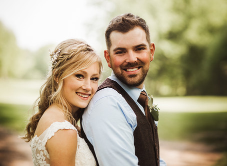 BEN & MIRANDA WEDDING JUNE 2019