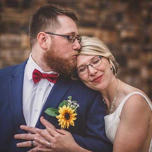Robert & Megan Holiday Inn South - Eau Claire, Wi Wedding
