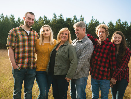 Family Portraits - Fall Creek, Wi