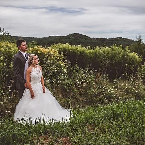 Sean & Tristin Wedding Nelson, Wi