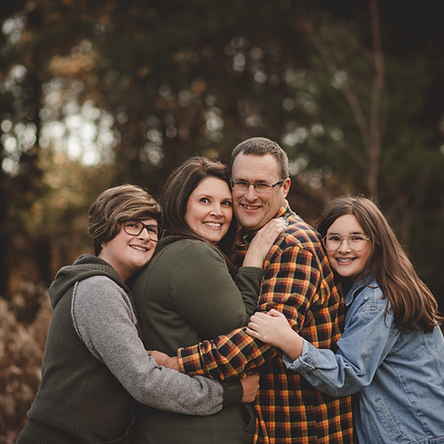 Ohman Family - Fall Portrait Session