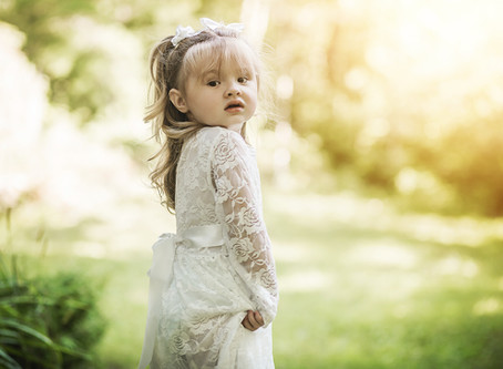 Emersyn's 3 year portraits