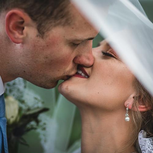 Aaron & Alicia Wedding day