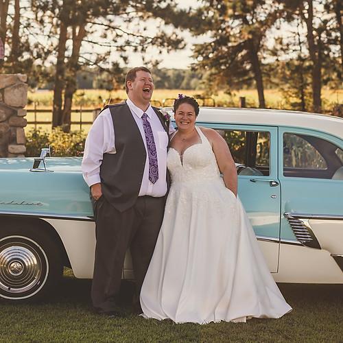 Cody & Jen Chippewa Valley Countryside Wedding