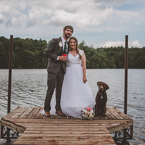 Merritt Wedding - Flambeau River
