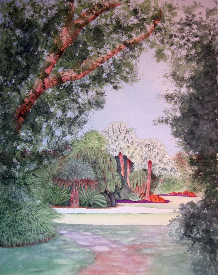 Fairchild Tropical Garden: Cycad Circle