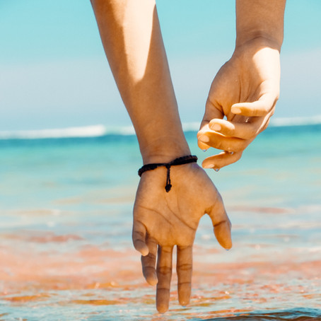 5 Reasons Physical Touch is so important.