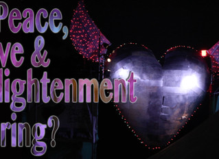 Is Peace, Love & Enlightenment Boring?