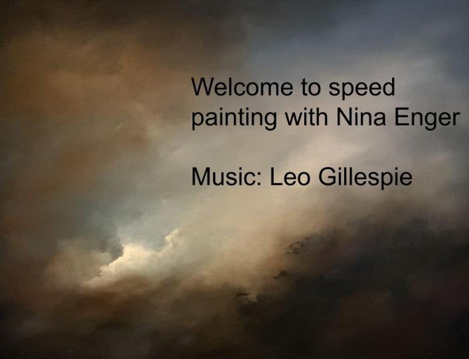 Welcome to speed painting
