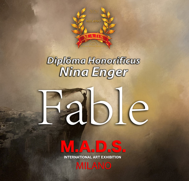 Certificate - Project 'Fable'