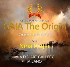 Certificate - Project: Gaia