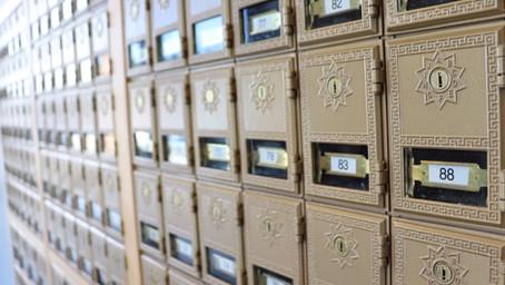 Rental Mailboxes
