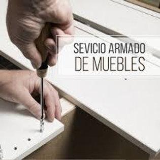 Se ofrecen servicios de armados de muebles y montajes