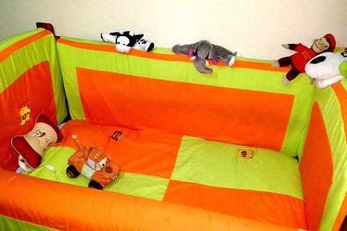 Se vende hermosa cuna-cama para niño(a)