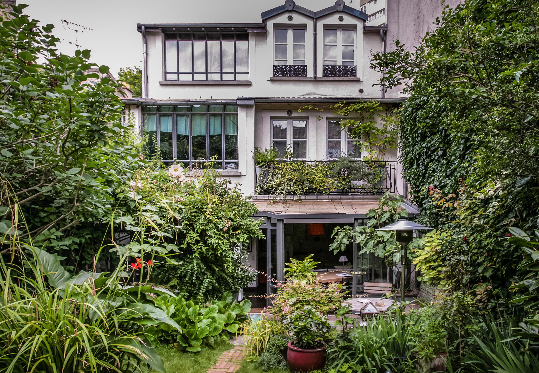 L Aurey Des Jardins Paysagiste Paris Balcon Terrasse Jardin