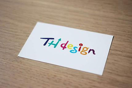 TH design ロゴ