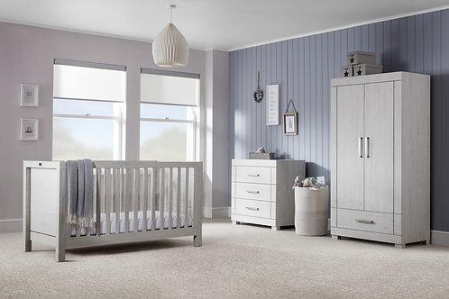 Silver Cross Coastline 3 Piece Nursery Furniture Set