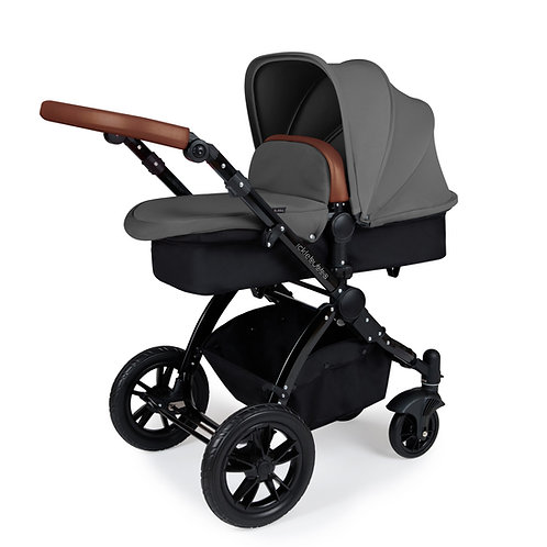 Stomp V4 All in One Travel System With Isofix Base