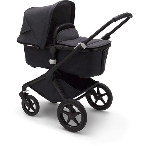 Bugaboo Fox 2 Seat& Carry Cot Pushchair