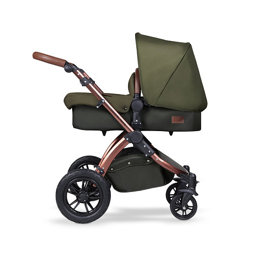 Stomp V4 i-Size Travel System with Isofix Base
