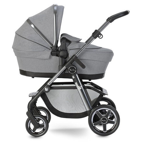 Silver Cross Pacific Autograph Pram & Travel System