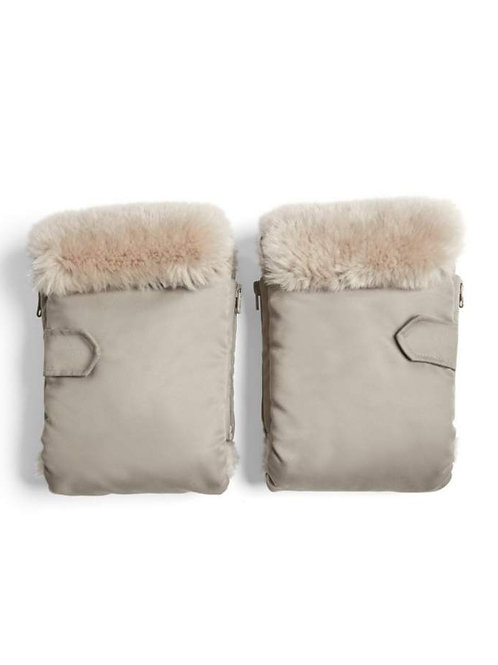 Mamas & Papas Luxury Sheepskin Stroller Mitts