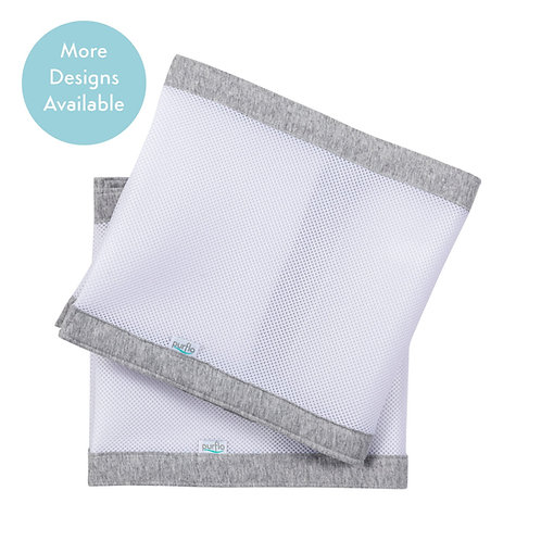 Purflo Breathable Cot Bumpers