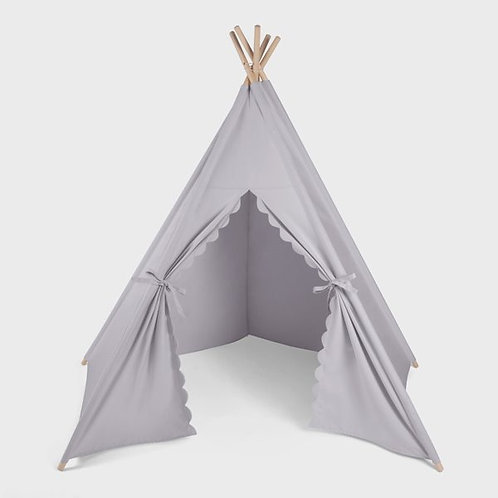 LGS 100% Cotton Teepee Play Tent