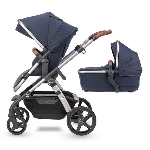 Silver Cross Wave Pram