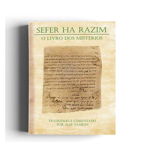 Sefer Ha Razim - Cap. 1: O Livro dos Mistérios