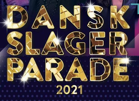 Dansk Slager Parade 2021 - Torsdag 14. januar kl. 12.00