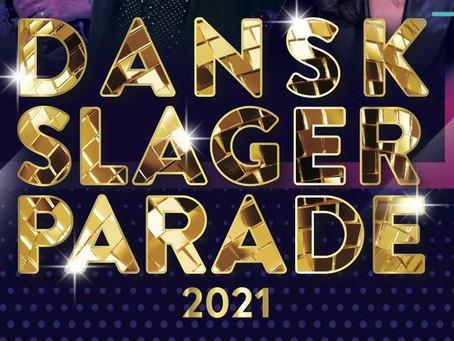 Dansk Slager Parade 2021/22 - Torsdag 13. januar kl. 12.00