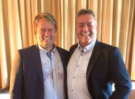 JULEKONCERT – m/Johnny Hansen fra Kandis og Søren Riis - Søndag den 29. november
