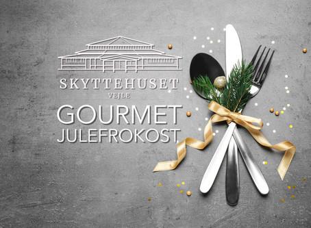 GOURMET JULEFROKOST - Den 27. november kl. 18.30