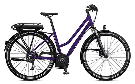 Mens and womens rental ebikes with delivery available in Italy