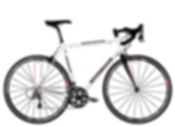 Aluminum road bikes with Shimano Ultegra for rent in Tuscany