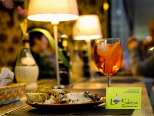 """Desde """"El Mundo"""". Taberna italiana, mercado madrileño"""