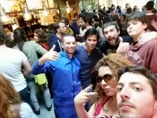 """Desde el """"Gambero Rosso"""". Una storia tutta italiana a Madrid."""
