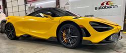 yellow-mclaren