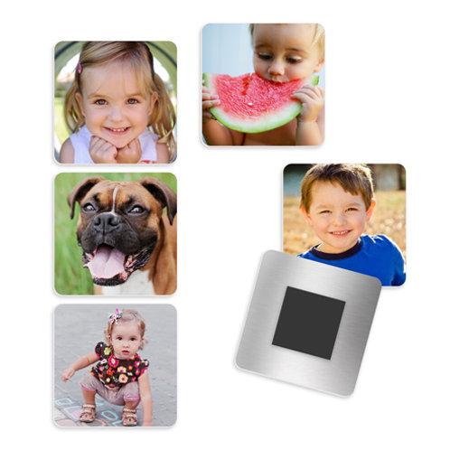 Square Gloss Magnet Set